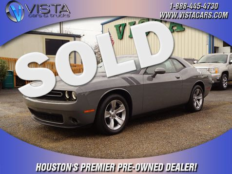 2017 Dodge Challenger SXT in Houston, Texas