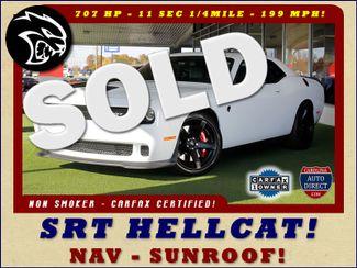 2017 Dodge Challenger SRT Hellcat NAV - SUNROOF - 199 MPH TOP SPEED! Mooresville , NC