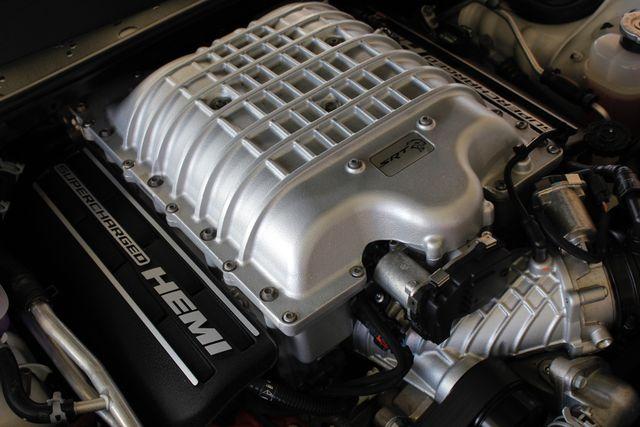 2017 Dodge Challenger SRT Hellcat NAV - SUNROOF - 199 MPH TOP SPEED! Mooresville , NC 53