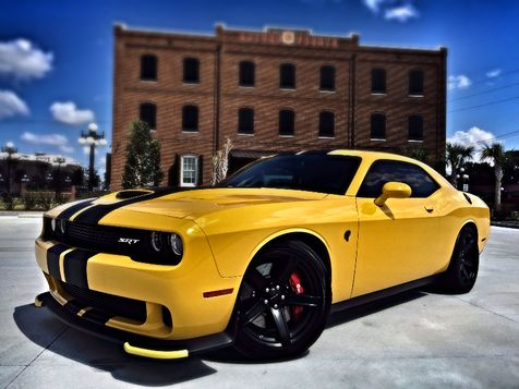2017 Dodge Challenger HELLCAT SRT 707HP CARBON AUTO in , Florida