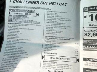 2017 Dodge Challenger HELLCAT 707HP GO MANGO SATIN HOOD   Florida  Bayshore Automotive   in , Florida