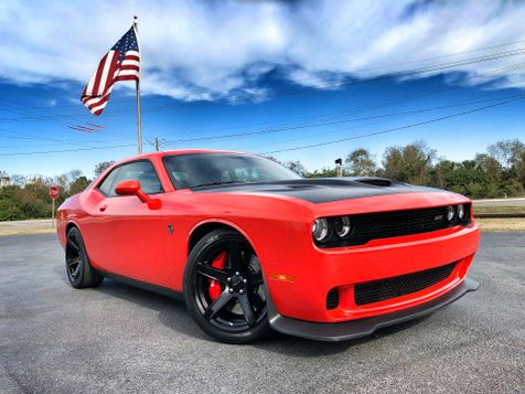 2017 Dodge Challenger HELLCAT 707HP GO MANGO SATIN HOOD in , Florida