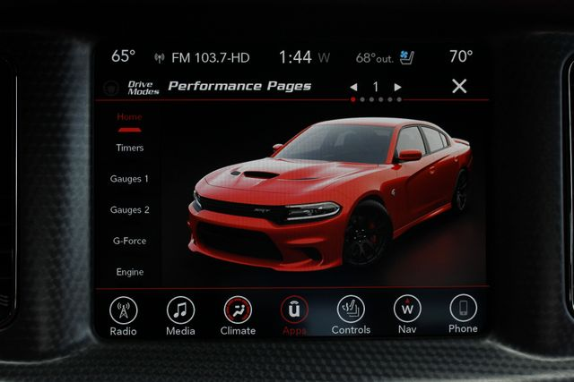 2017 Dodge Charger SRT Hellcat - NAV - SUNROOF - 204 MPH TOP SPEED! Mooresville , NC 48