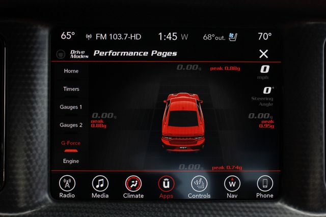 2017 Dodge Charger SRT Hellcat - NAV - SUNROOF - 204 MPH TOP SPEED! Mooresville , NC 50