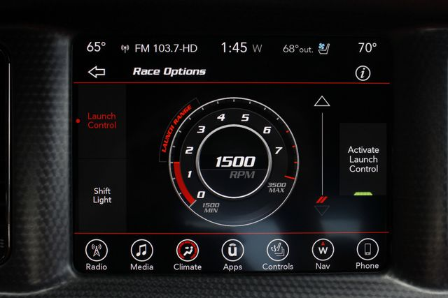 2017 Dodge Charger SRT Hellcat - NAV - SUNROOF - 204 MPH TOP SPEED! Mooresville , NC 53