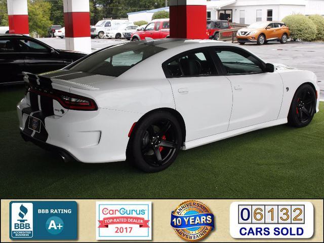 2017 Dodge Charger SRT Hellcat - NAV - SUNROOF - 204 MPH TOP SPEED! Mooresville , NC 2