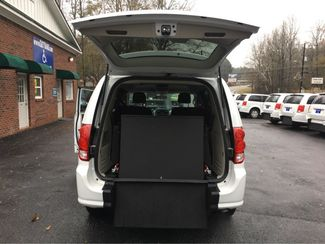 2017 Dodge Grand Caravan handicap wheelchair van Dallas, Georgia 2