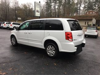 2017 Dodge Grand Caravan handicap wheelchair van Dallas, Georgia 5