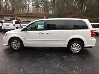 2017 Dodge Grand Caravan handicap wheelchair van Dallas, Georgia 6