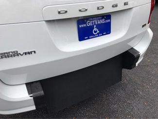 2017 Dodge Grand Caravan handicap wheelchair van Dallas, Georgia 23