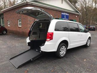 2017 Dodge Grand Caravan Handicap wheelchair accessible rear entry van Dallas, Georgia 1