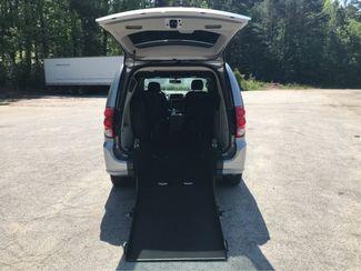 2017 Dodge Grand Caravan SXT handicap wheelchair accessible van Dallas, Georgia 2