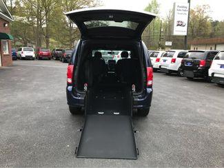 2017 Dodge Grand Caravan GT handicap wheelchair van Dallas, Georgia 1