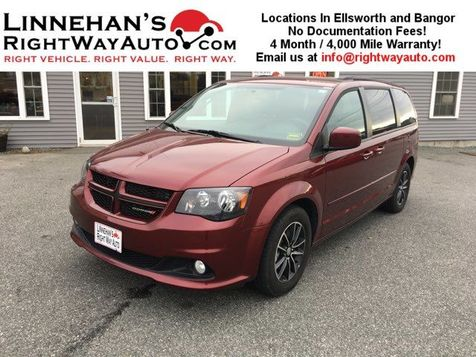 2017 Dodge Grand Caravan GT in Bangor