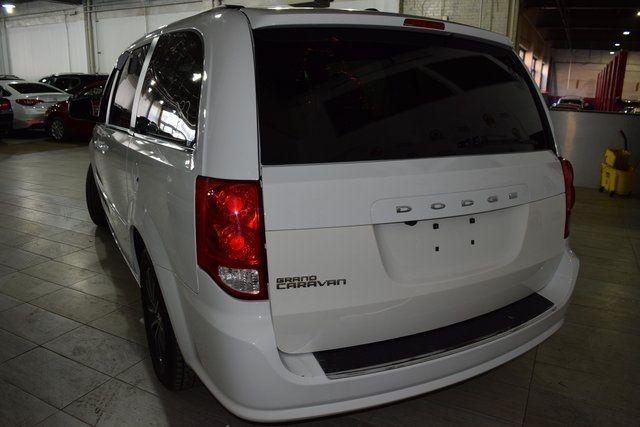 2017 Dodge Grand Caravan SXT Richmond Hill, New York 6