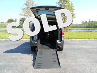 2017 Dodge Grand Caravan Sxt Handicap Van Pinellas Park, Florida