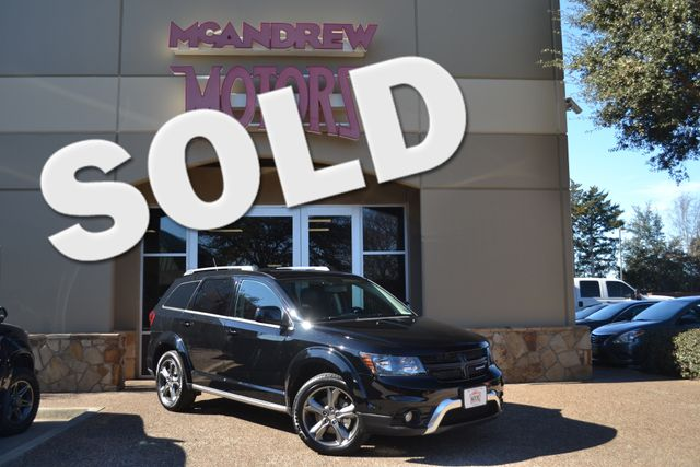 2017 Dodge Journey Low Miles Crossroad Plus + | Arlington, Texas | McAndrew Motors in Arlington Texas