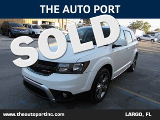 2017 Dodge Journey Crossroad Plus*AWD* | Clearwater, Florida | The Auto Port Inc in Clearwater Florida
