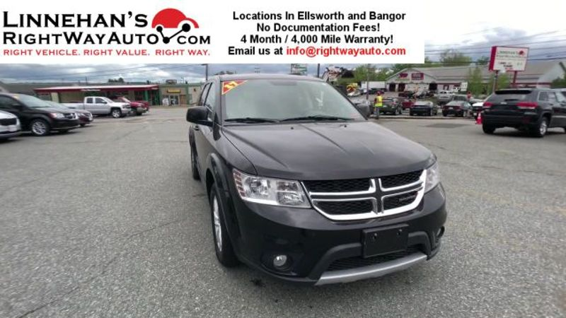 2017 Dodge Journey SXT  in Bangor, ME