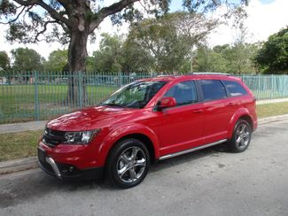 2017 Dodge Journey Crossroad Plus Miami, Florida