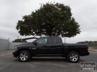2017 Dodge Ram 1500 Crew Cab Sport 5.7L Hemi V8 4X4 | American Auto Brokers San Antonio, TX in San Antonio Texas