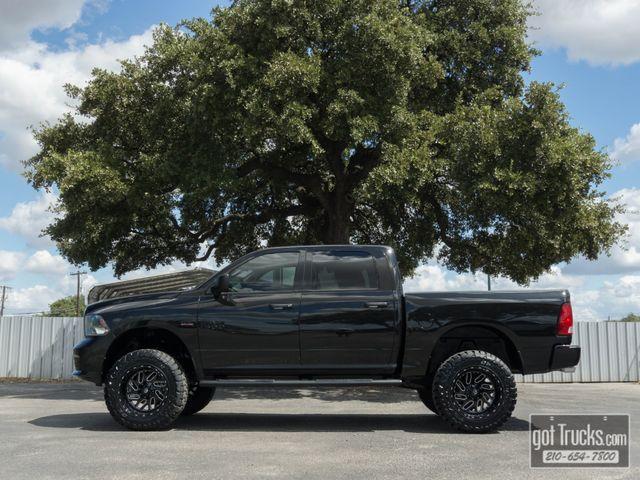 2017 Dodge Trucks >> 2017 Dodge Ram 1500 Crew Cab Express 5 7l Hemi V8 4x4