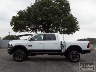2017 Dodge Ram 2500 Crew Cab Power Wagon 6.4L Hemi V8 4X4 | American Auto Brokers San Antonio, TX in San Antonio Texas