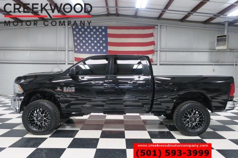 2017 Dodge Ram 2500 SLT 4x4 Diesel Lifted Black 20s New Tires 1Owner in Searcy, AR