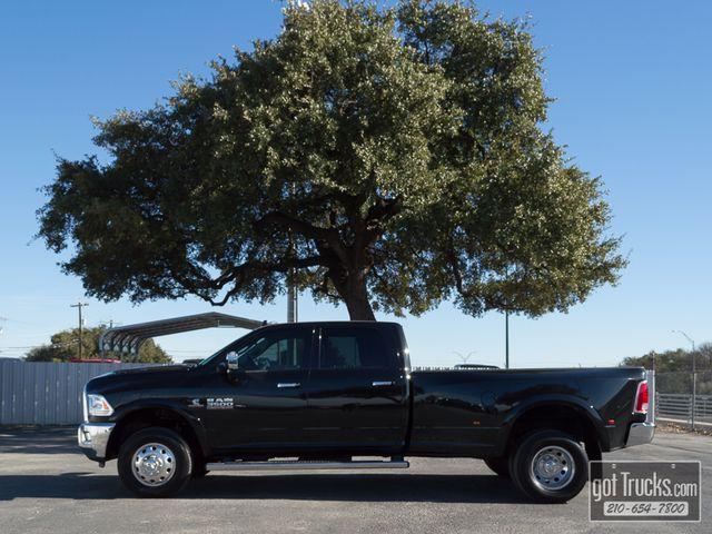 2017 Dodge Ram 3500 Crew Cab Laramie 6.7L Cummins Turbo Diesel 4X4 | American Auto Brokers San Antonio, TX in San Antonio Texas