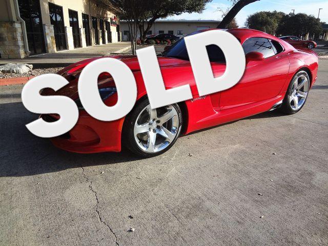 2017 Dodge Viper SRT Austin , Texas 0