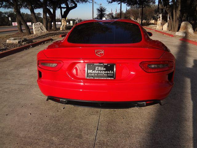 2017 Dodge Viper SRT Austin , Texas 3