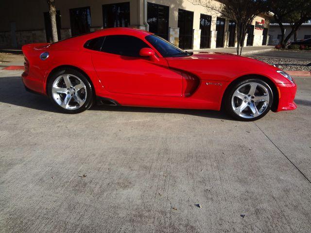 2017 Dodge Viper SRT Austin , Texas 5