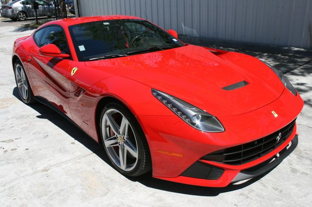 2017 Ferrari F12berlinetta Houston, Texas 1