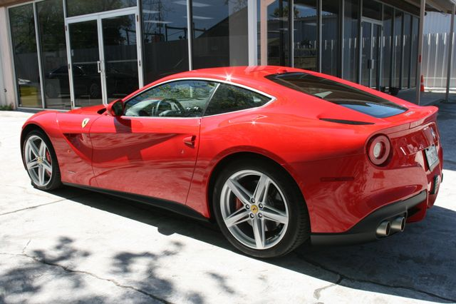 2017 Ferrari F12berlinetta Houston, Texas 3