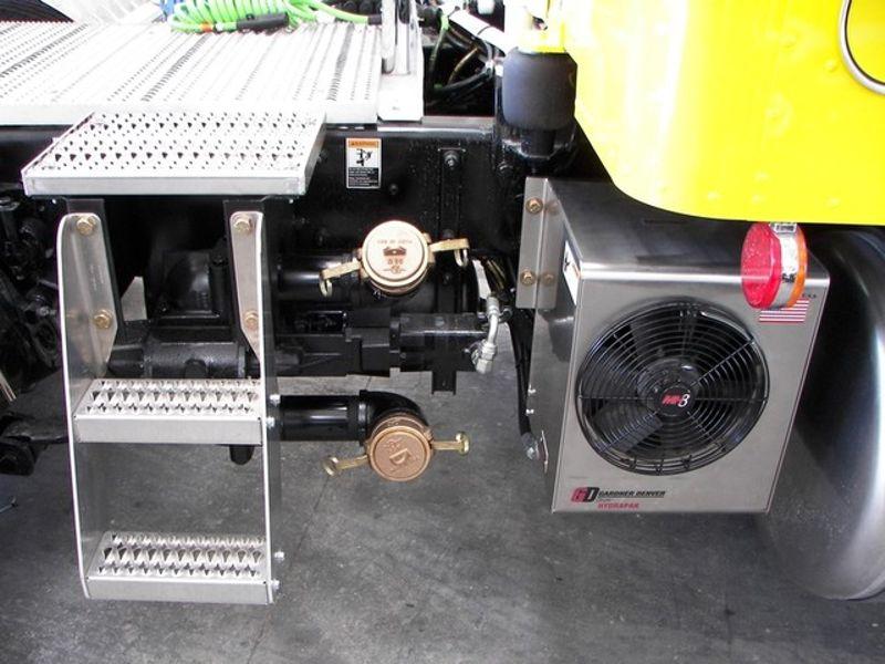 Thermaflow Hydraulic Cooler : Fluid power denton tx probilt