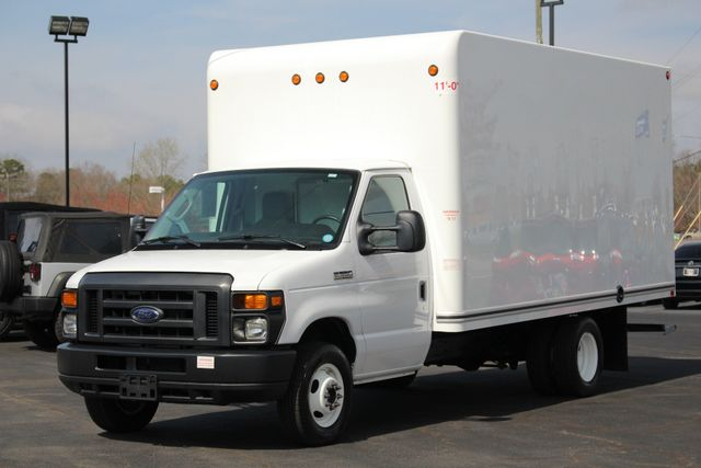 2017 Ford E-Series Cutaway E350  UNICELL 15' BOX TRUCK/VAN Mooresville , NC 21
