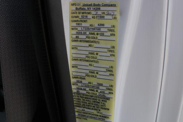 2017 Ford E-Series Cutaway E350  UNICELL 15' BOX TRUCK/VAN Mooresville , NC 40