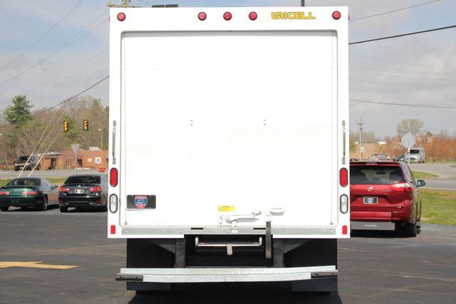 2017 Ford E-Series Cutaway E350  UNICELL 15' BOX TRUCK/VAN Mooresville , NC 17