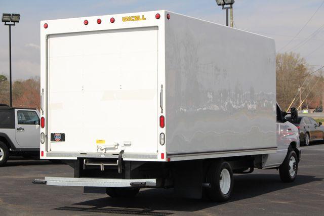 2017 Ford E-Series Cutaway E350  UNICELL 15' BOX TRUCK/VAN Mooresville , NC 22