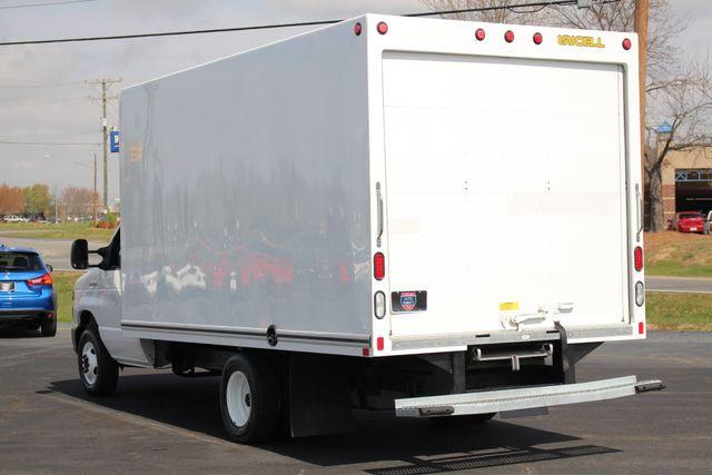 2017 Ford E-Series Cutaway E350  UNICELL 15' BOX TRUCK/VAN Mooresville , NC 23