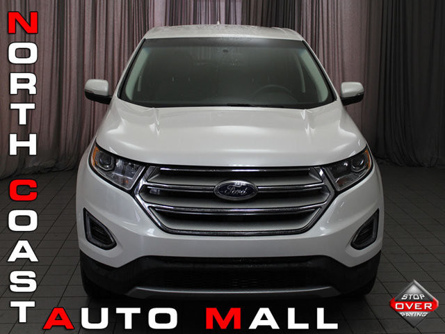 Used 2017 Ford Edge, $29953