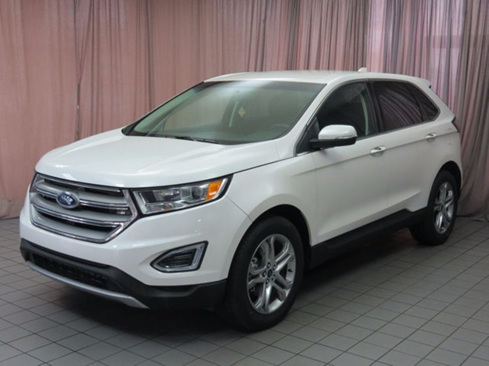 2017 ford edge titanium city oh north coast auto mall of akron. Black Bedroom Furniture Sets. Home Design Ideas