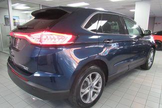 2017 Ford Edge Titanium W/ BACK UP CAM Chicago, Illinois 3