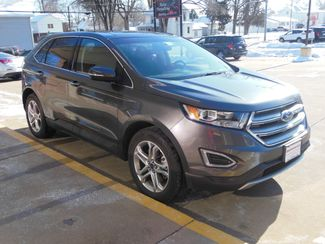 2017 Ford Edge Titanium Clinton, Iowa 1