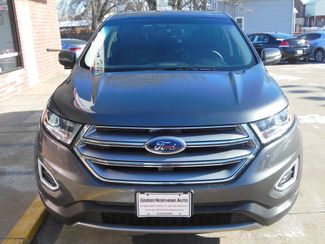 2017 Ford Edge Titanium Clinton, Iowa 25