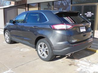 2017 Ford Edge Titanium Clinton, Iowa 3