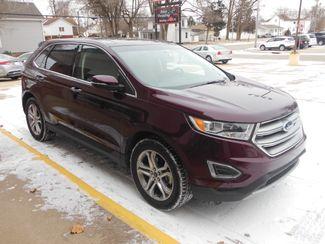 2017 Ford Edge Titanium Clinton, Iowa 1
