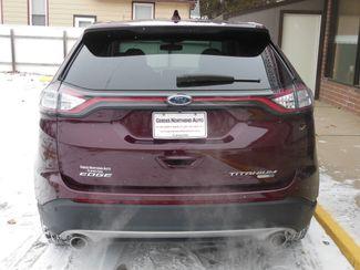 2017 Ford Edge Titanium Clinton, Iowa 27