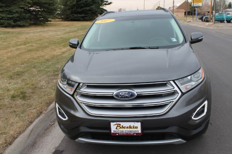 2017 Ford Edge SEL  city MT  Bleskin Motor Company   in Great Falls, MT