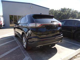 2017 Ford Edge Titanium. PANORAMIC. NAVI. AIR COOLED SEATS SEFFNER, Florida 10